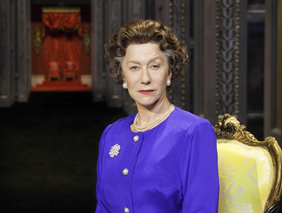 "Helen Mirren will star as Queen Elizabeth II in ""The Audience."""